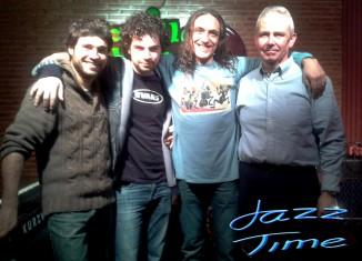 Gabriel Peso trio y Jorge Grimaldos