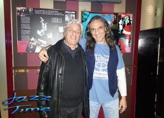 Pedro Ojesto y Jorge Grimaldos