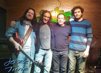 Sacri Delfino trio y Jorge Grimaldos