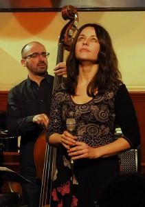 Cristina Mora y Ander García