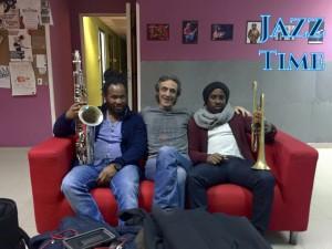 Maikel Vistel en Jazz Time