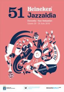 Cartel 51 Jazzaldia