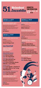 Programa Jazzaldia 2016-1