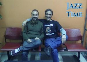 Moisés P. Sánchez en Jazz Time