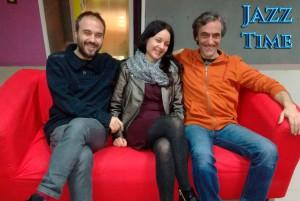 Cristina Mora Y Moisés Sánchez en Jazz Time