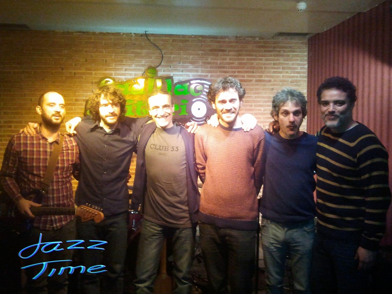 BluePerro y Jorge Grimaldos