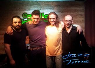 Marcos Collado trio y Jorge Grimaldos