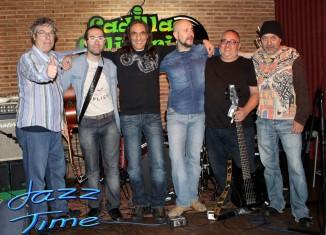 Pedro Andrea band y Jorge Grimaldos