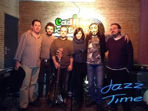 Tomás Merlo band y Jorge Grimaldos