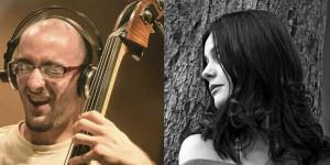 Cristina Mora Ander García en Jazz Time