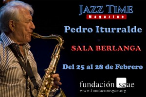 Pedro Iturralde Jazz Time Magazine