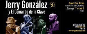 Jerry González y El Comando de la Clave