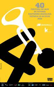 40 edición Festival Jazz Vitoria