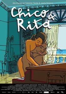 Cartel Chico y Rita Jazz Time