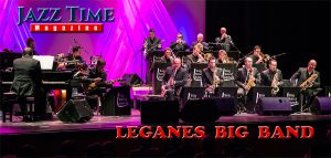 Leganés Big Band Jazz Time Magazine