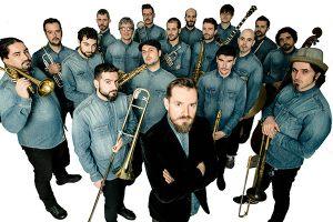 AP Big Band Jazz Time Magazine