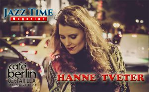 Hanne Tveter Berlín Café Jazz Time