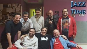 Leganés Big Band en Jazz Time