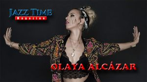 Olaya Alcázar Jazz Time Magazine