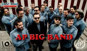 AP Big Band Joy Jazz Time Magazine