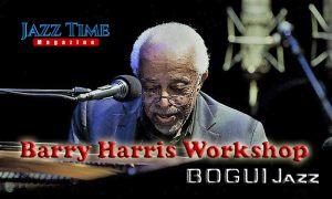 Barry Harris Bogui Jazz Time Magazine