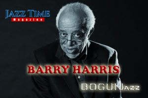 Barry Harris Jazz Time Magazine