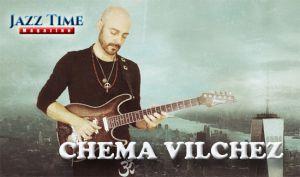 Chema Vilchez Jazz Time Magazine