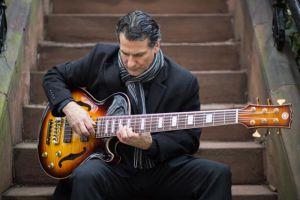 John Patitucci Jazz Time Magazine