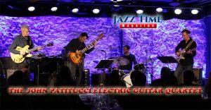 The John Patitucci Electric Guitar Quartet Jazz Time Magazine