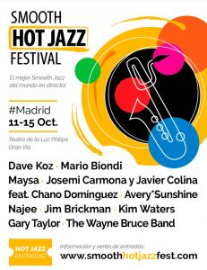 Smooth Hot Jazz Festival Jazz Time Magazine