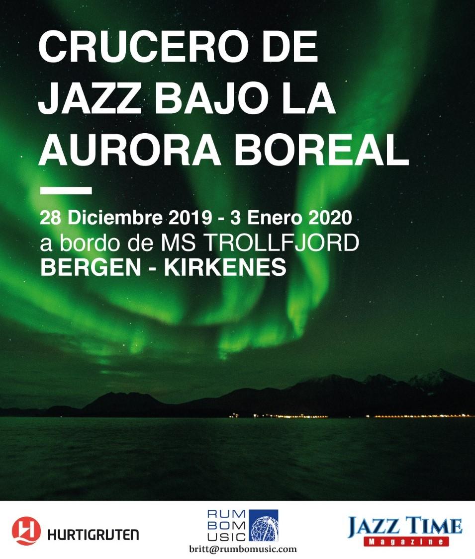 "Más discos, por favor (aka Los Antiguos 1001): ""Gon' boogaloo"" (C.W. Stoneking); ""Good Apollo I'm burnin star IV. Vol. I"" (Coheed & Cambria); ""Golpes Bajos EP"" (Golpes Bajos) Crucero-Jazz-Aurora-Boreal-Jazz-Time-Magazine"